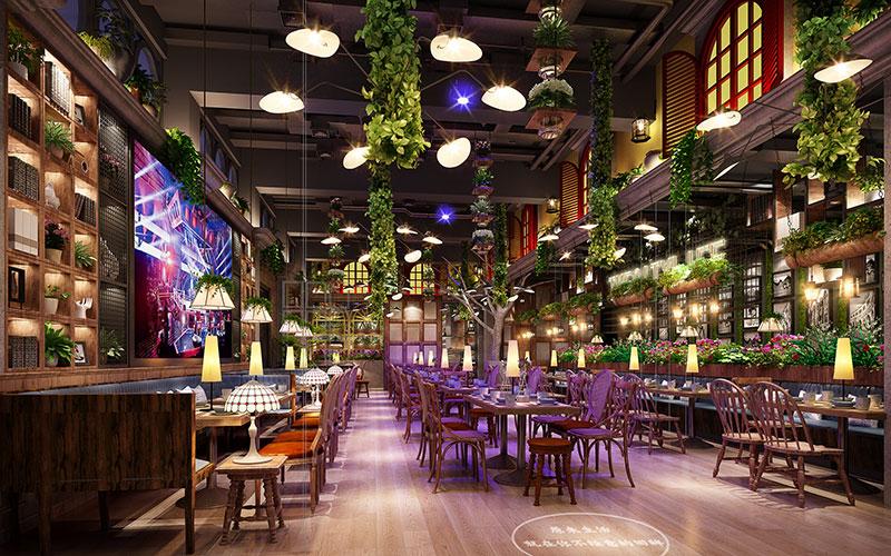 Rongshuqi restaurant design