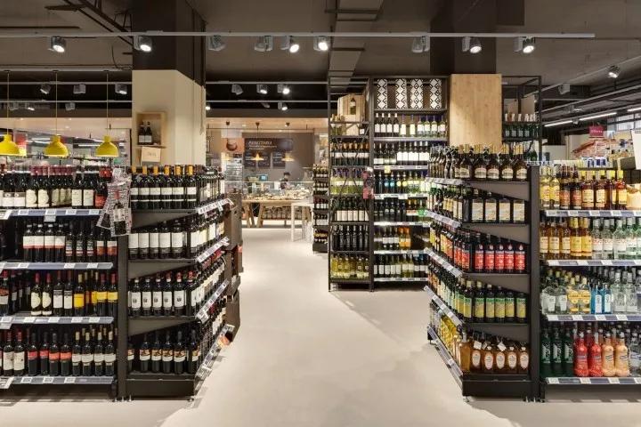 超市装修设计效果图