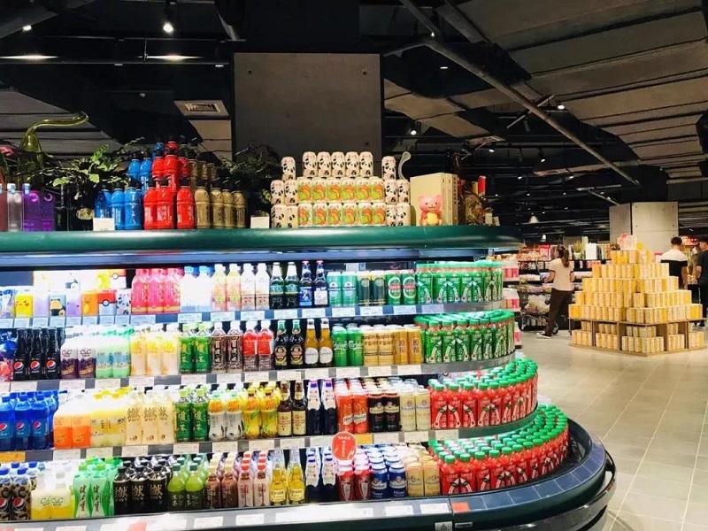 胖东来超市陈列设计