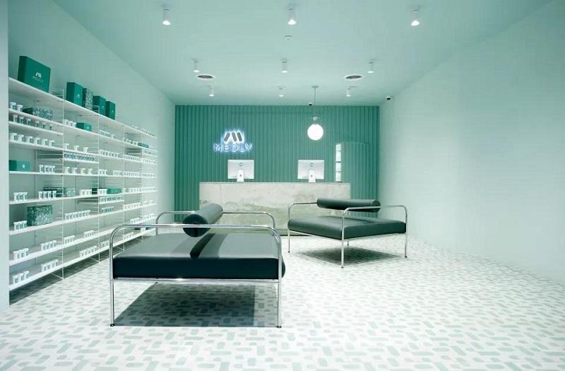 纽约Medly药店